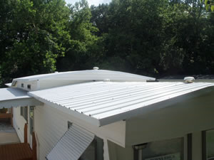 The Insulated Mobile Home Roofover System